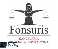 Skuteczna i rzetelna pomoc prawno-windykacyjna - Fonsuris